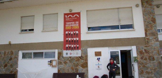 Albergue de peregrinos Mater Christi, Tineo (Asturias)