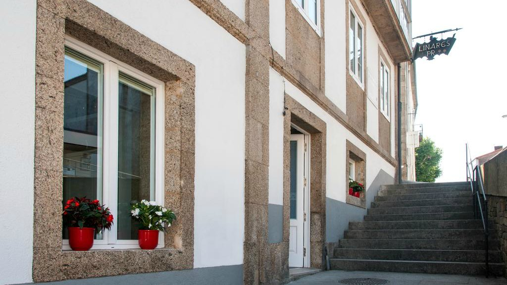 Albergue Linares, Santiago de Compostela :: Albergues del Camino de Santiago
