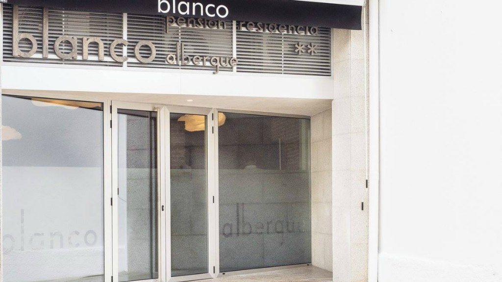 Blanco Albergue, Santiago de Compostela :: Albergues del Camino de Santiago
