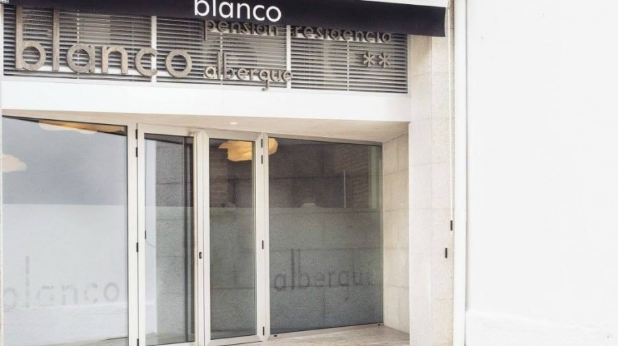 Albergue Blanco Albergue, Santiago de Compostela :: Albergues del Camino de Santiago