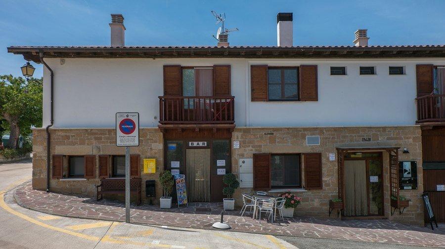 El Albergue de Zariquiegui, Navarra - Camino Francés :: Albergues del Camino de Santiago