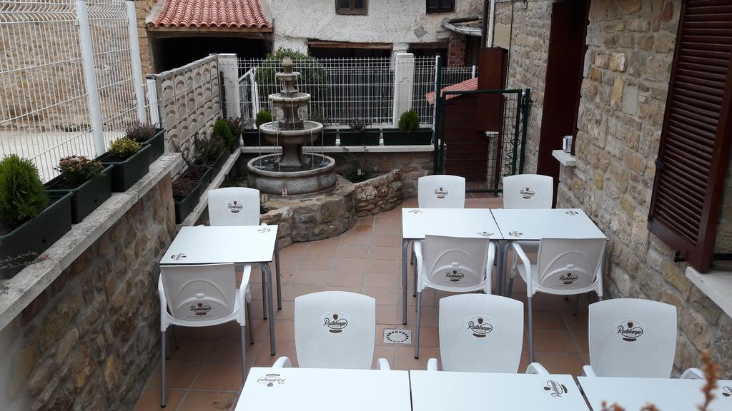 Albergue de peregrinos El Albergue de Zariquiegui, Zariquiegui, Navarra :: Albergues del Camino de Santiago
