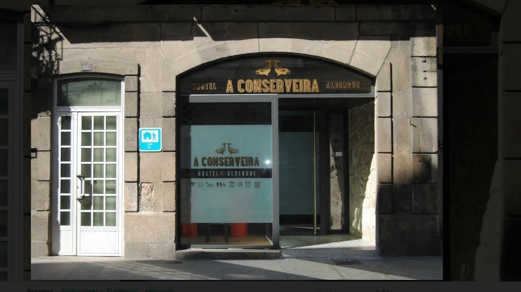 Albergue A Conserveira, Redondela - Camino Portugués :: Albergues del Camino de Santiago