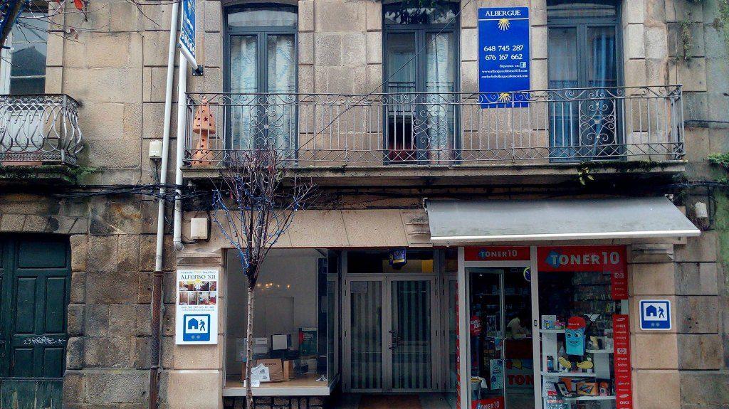 Albergue Alfonso XII, Redondela, Pontevedra :: Albergues del Camino Portugués
