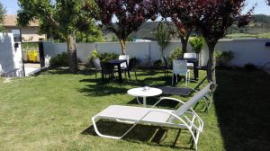 Albergue Atseden Hostel, Obanos, Navarra :: Albergues del Camino de Santiago