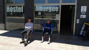 Albergue Check in León, León :: Albergues del Camino de Santiago