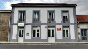 Albergue Cruces de Iria, Iria Flavia, Padrón :: Albergues del Camino Portugués