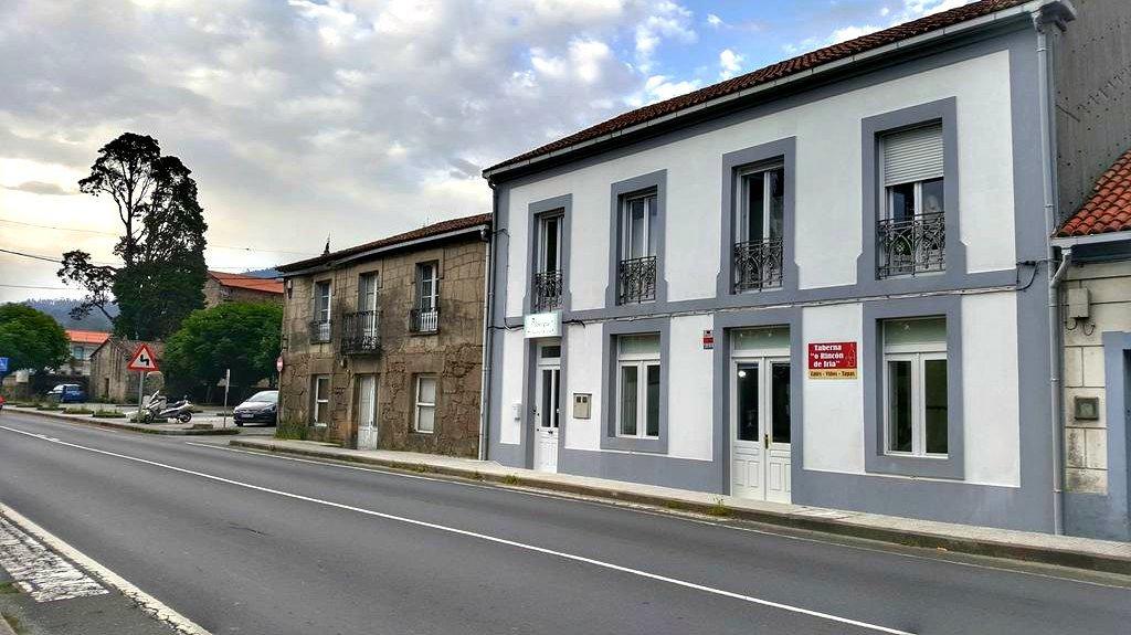 Padrón cuenta con un nuevo albergue de peregrinos, en Iria Flavia