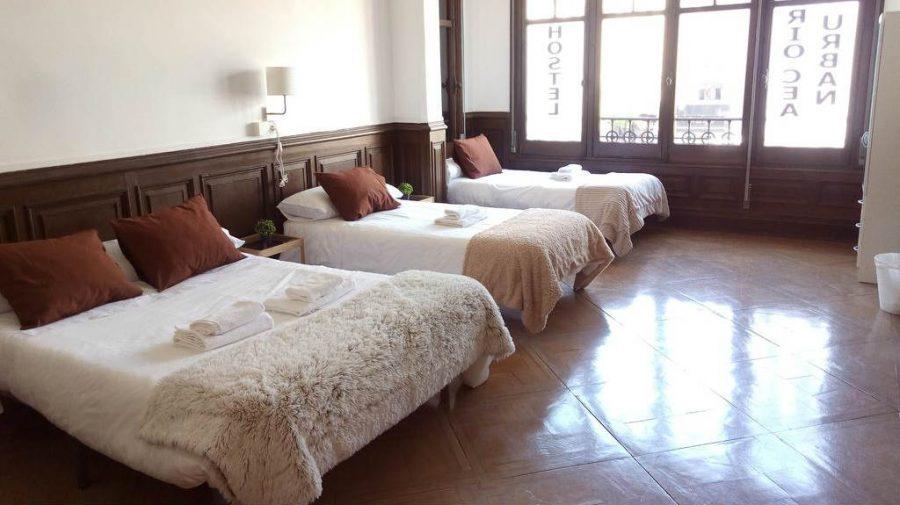 Albergue Hostel Urban Río Cea, León :: Albergues del Camino de Santiago
