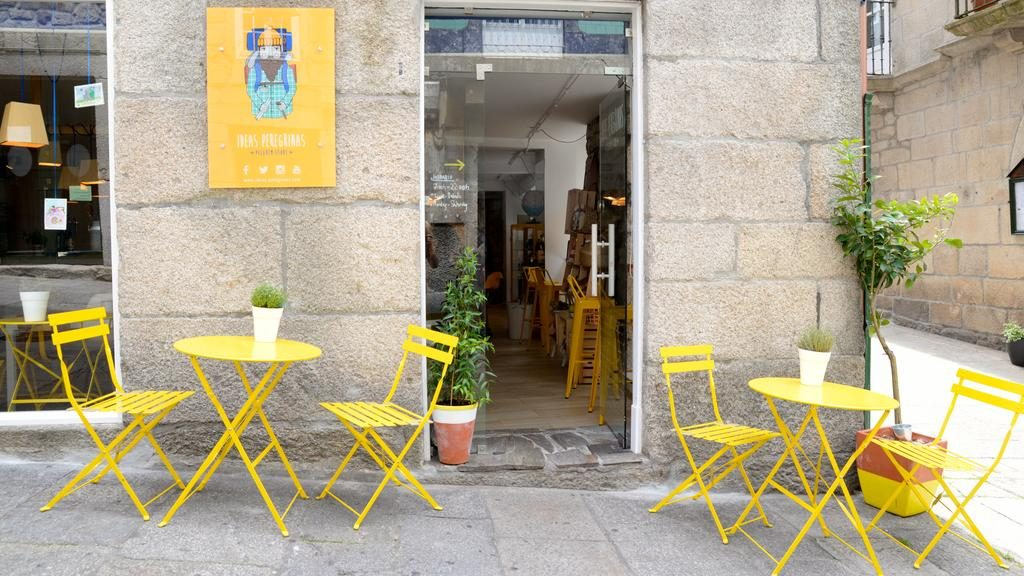 Albergue Ideas Peregrinas, Tui :: Albergues del Camino Portugués