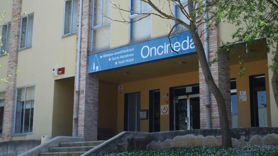 Albergue juvenil Oncineda, Estella:: Albergues del Camino de Santiago