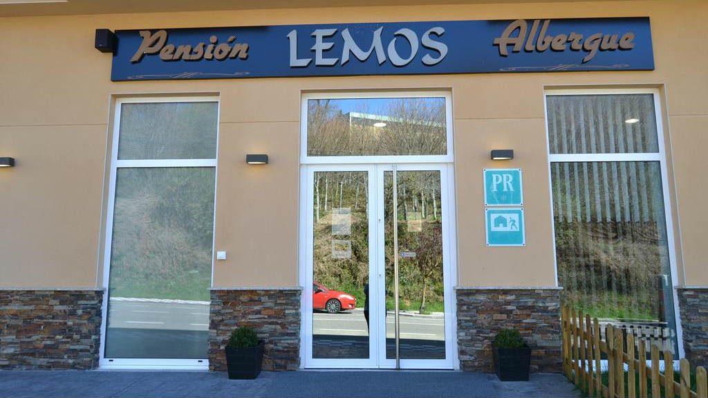 Albergue Pensión Lemos, Triacastela - Camino Francés :: Albergues del Camino de Santiago