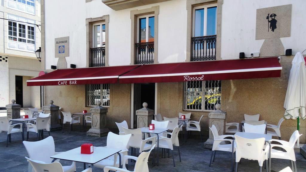 Albergue Rossol, Padrón, Pontevedra :: Albergues del Camino Portugués