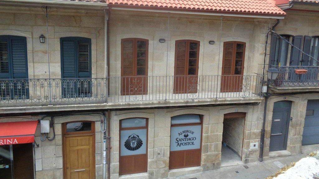 Albergue Santiago Apóstol, Redondela :: Albergues del Camino Portugués