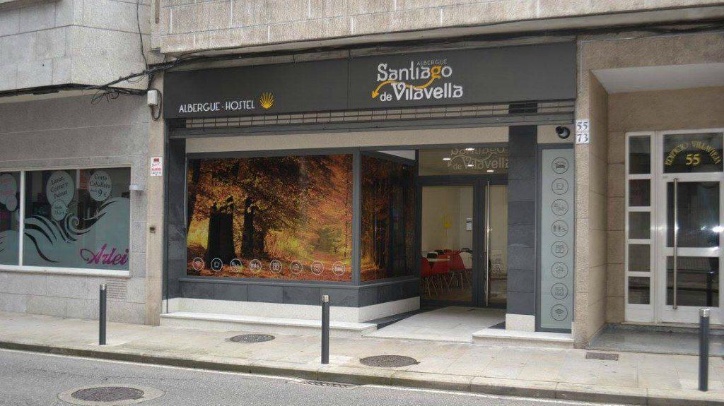 Albergue Santiago de Vilavella, Redondela :: Albergues Camino Portugués