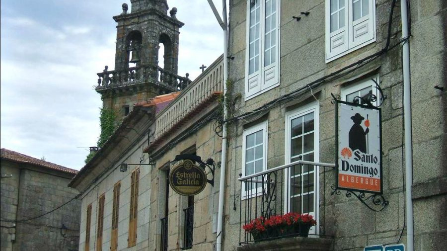 Albergue Santo Domingo, Tui :: Albergues del Camino Portugués