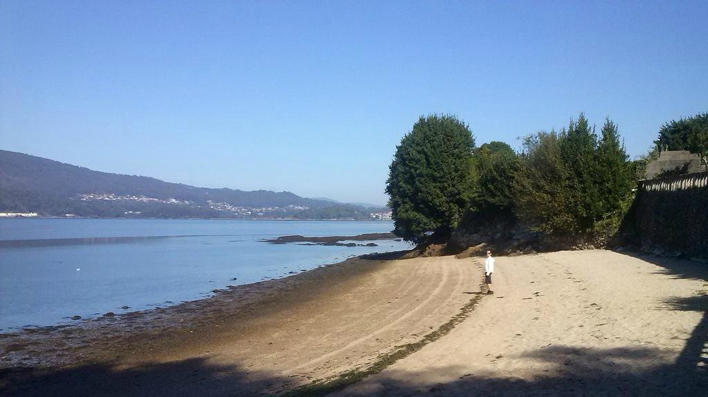 Playa de Soutoxuste, O Viso, Redondela - Camino Portugués :: Albergues del Camino de Santiago