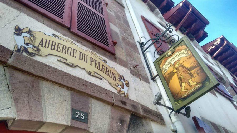 Albergue l'Auberge du Pèlerin, Saint Jean Pied de Port, Francia :: Albergues del Camino de Santiago