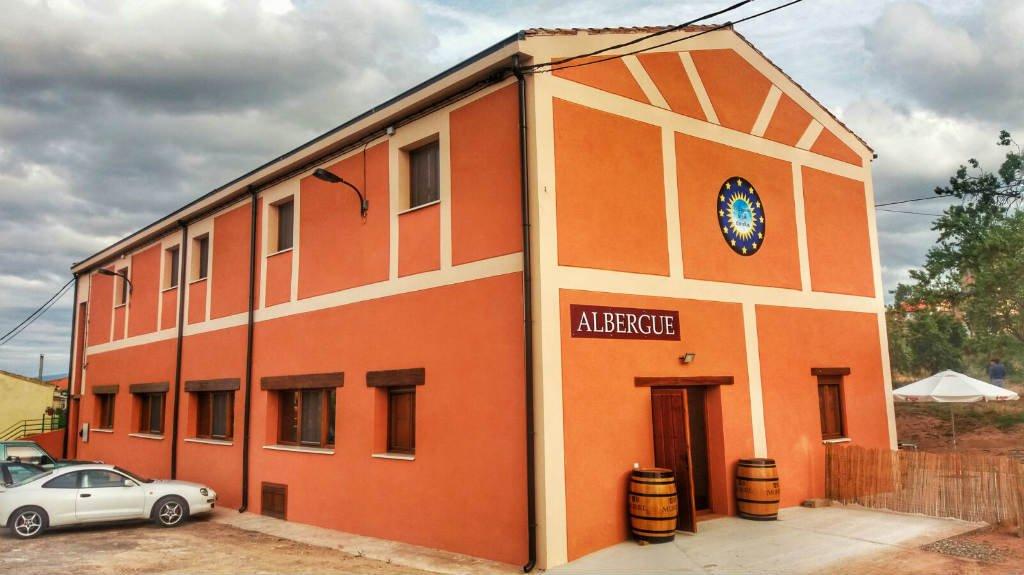 Albergue El Camino de las Estrellas, Navarrete, La Rioja - Camino Francés :: Albergues del Camino de Santiago