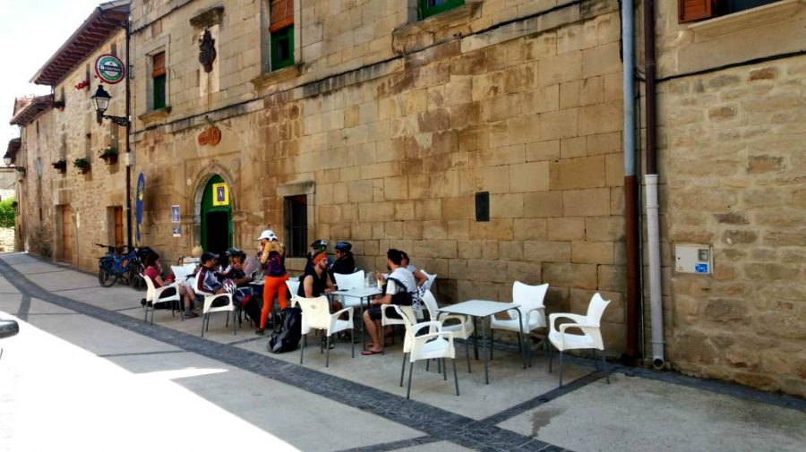 Albergue El Cantero, Mañeru, Navarra :: Albergues del Camino de Santiago