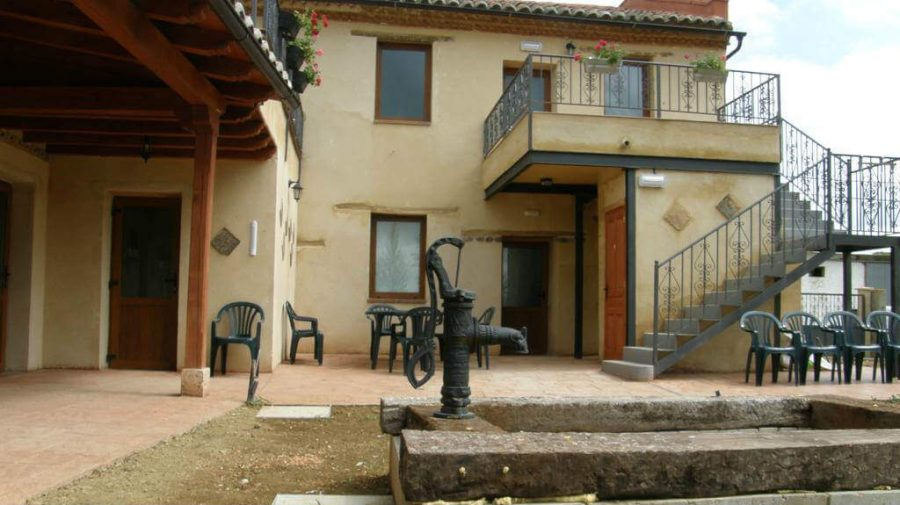 Albergue de peregrinos Hospital San Bruno, Moratinos, Palencia :: Albergues del Camino de Santiago