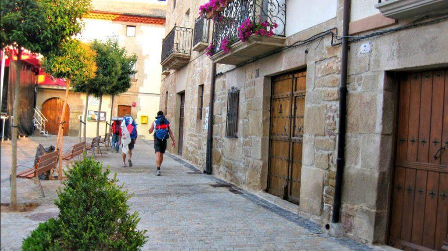 Mañeru, Navarra - Camino Francés :: Guía del Camino de Santiago