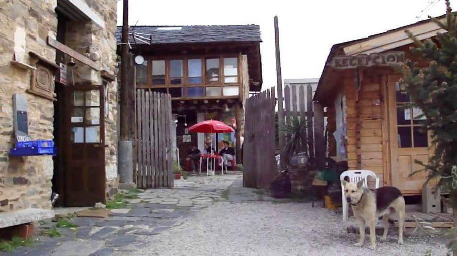 Albergue de peregrinos Ave Fénix, Villafranca del Bierzo, León :: Albergues del Camino de Santiago