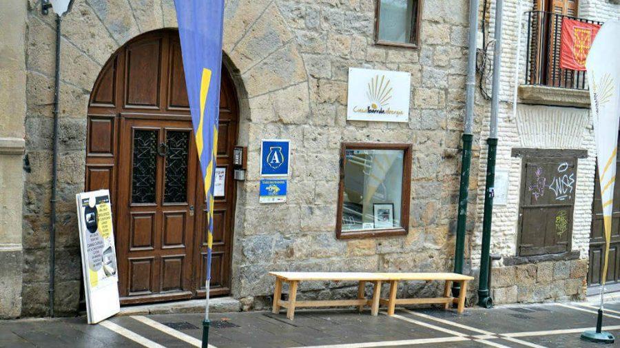 Albergue Casa Ibarrola, Pamplona :: Albergues del Camino de Santiago