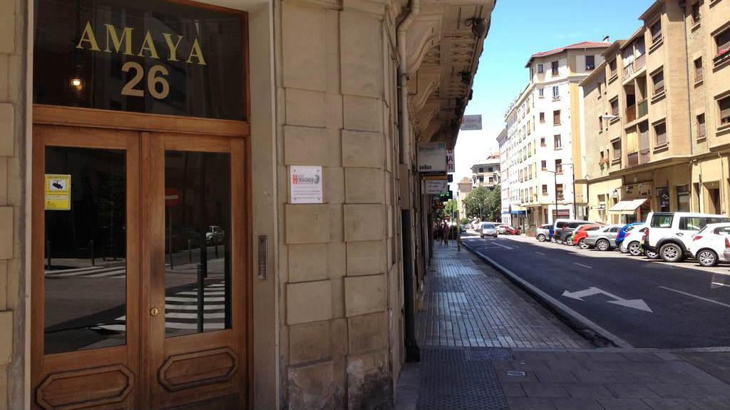 Albergue Hostel Hemingway, Pamplona, Navarra - Camino Francés :: Albergues del Camino de Santiago