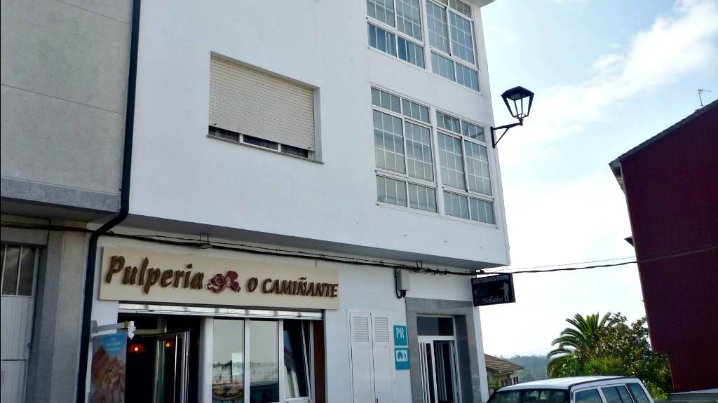 Albergue Hostel O Castelo, Palas de Rei, Lugo - Camino Francés:: Albergues del Camino de Santiago
