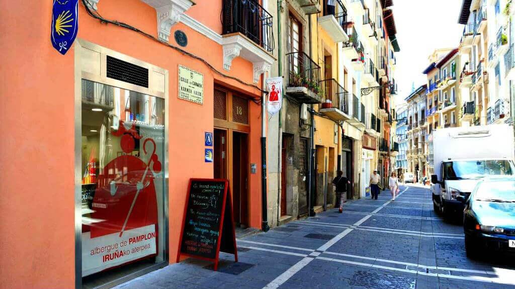 Albergue de Pamplona - Iruñako Aterpea, Pamplona - Camino Francés :: Albergues del Camino de Santiago