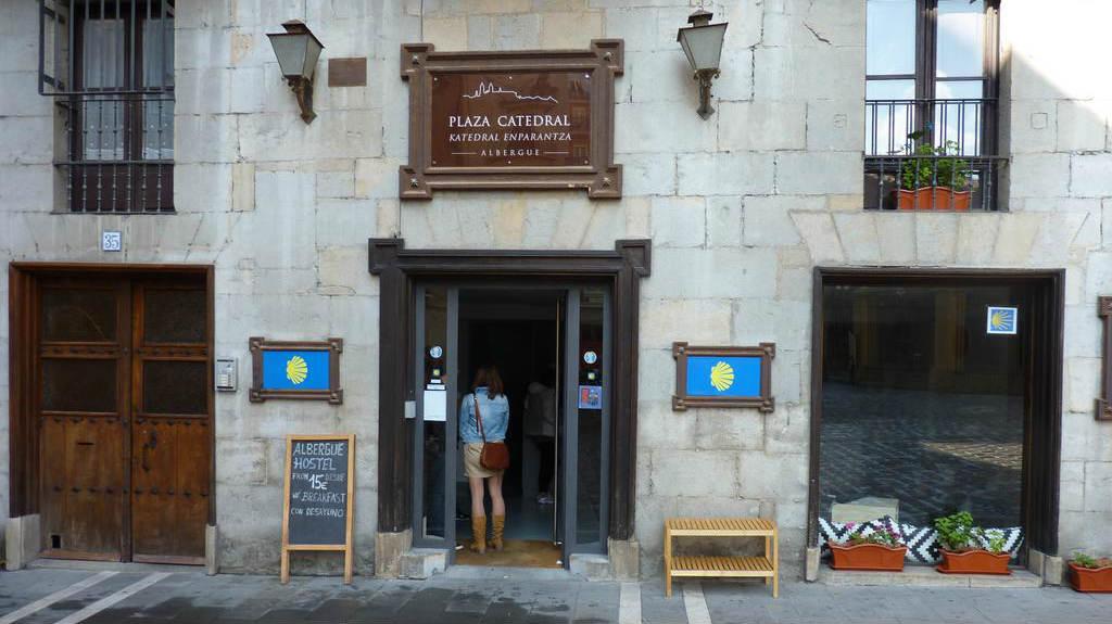 Albergue Plaza Catedral, Pamplona - Camino Francés :: Albergues del Camino de Santiago