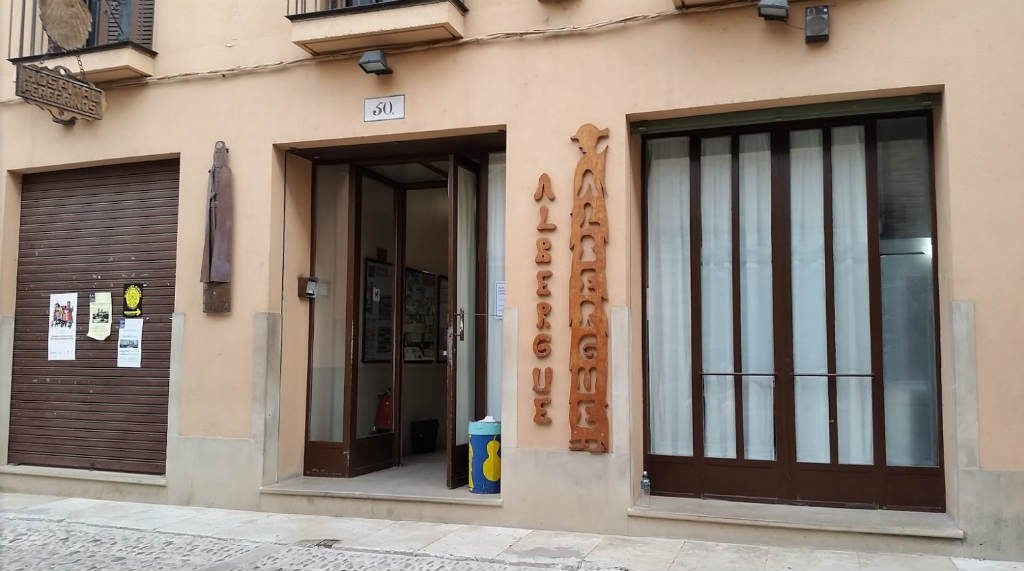 Albergue de peregrinos municipal de Estella, Navarra - Camino Francés :: Albergues del Camino de Santiago