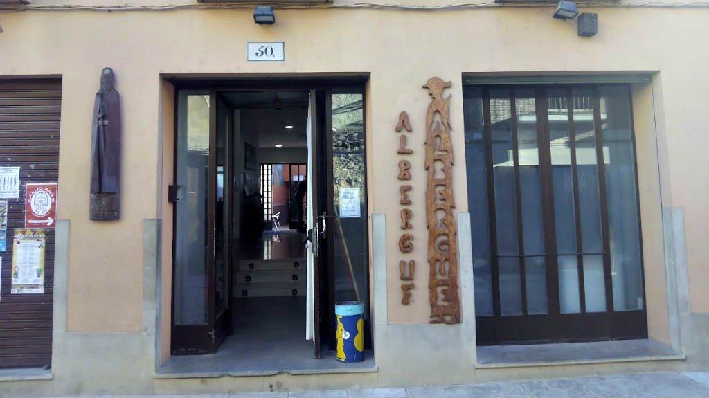 El Hospital de Peregrinos de Estella, primero en la formación de albergues más seguros