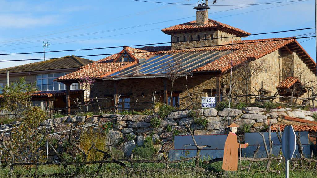Valverde de la Virgen, León - Camino Francés (Etapa de León a Villadangos del Páramo) :: Guía del Camino de Santiago