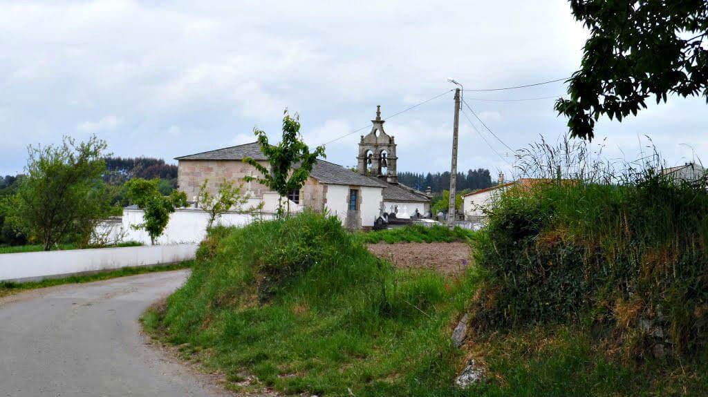 Airexe, Lugo, Camino de Santiago :: Albergues del Camino de Santiago
