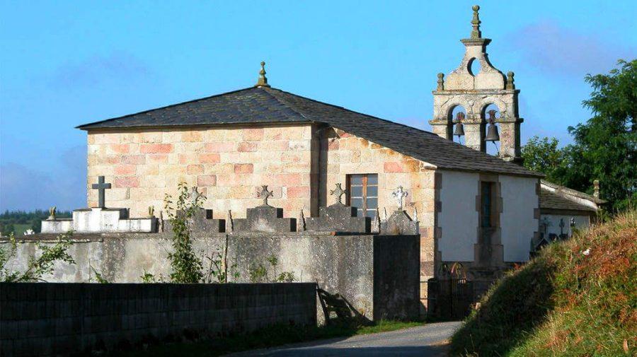 Airexe, Lugo - Camino de Santiago desde Sarria (Etapa de Portomarín a Palas de Rei) :: Guía del Camino de Santiago