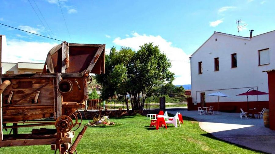 Albergue A la Sombra del Laurel, Navarrete, La Rioja :: Albergues del Camino de Santiago