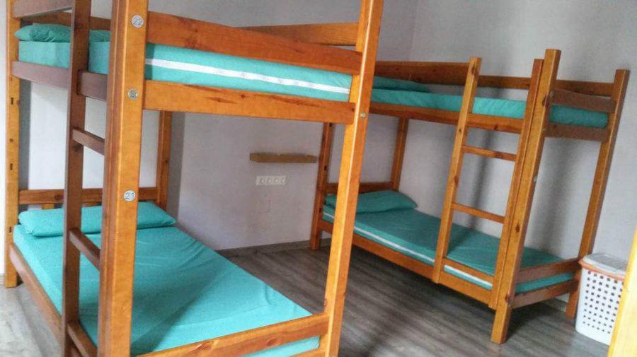 Albergue Hostel Pereiro, Melide, La Coruña :: Albergues del Camino de Santiago