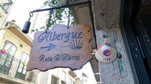 Albergue Rosa D'Abreu, Redondela, Pontevedra :: Albergues del Camino de Santiago Portugués