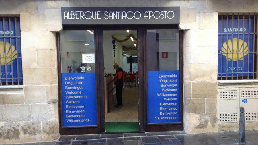 Albergue Santiago Apóstol, Logroño, La Rioja :: Albergues del Camino de Santiago