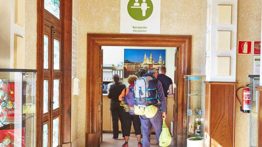 Albergue Seminario Menor La Asunción, Santiago de Compostela, La Coruña :: Albergues del Camino de Santiago