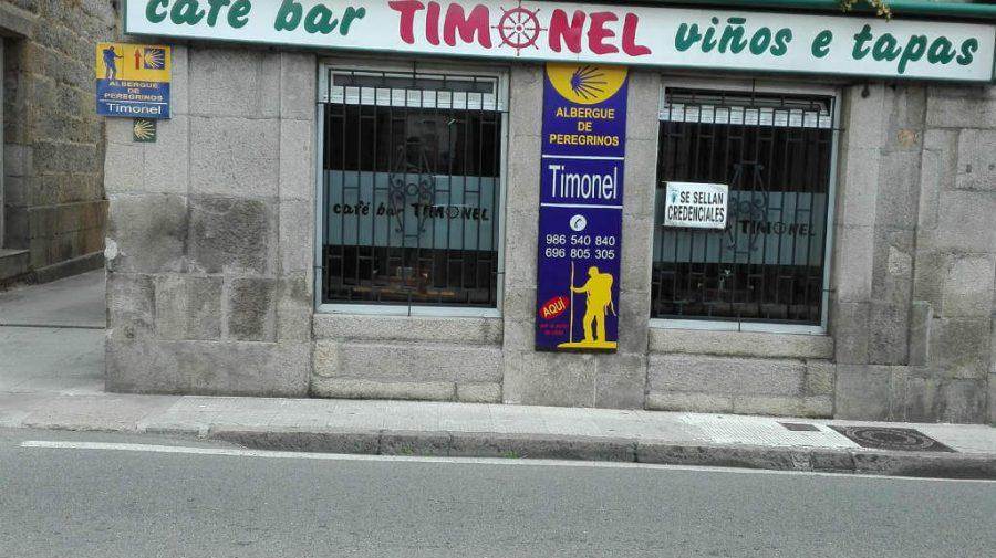 Albergue de peregrinos Timonel, Caldas de Reis, Pontevedra :: albergues del Camino de Santiago Portugués