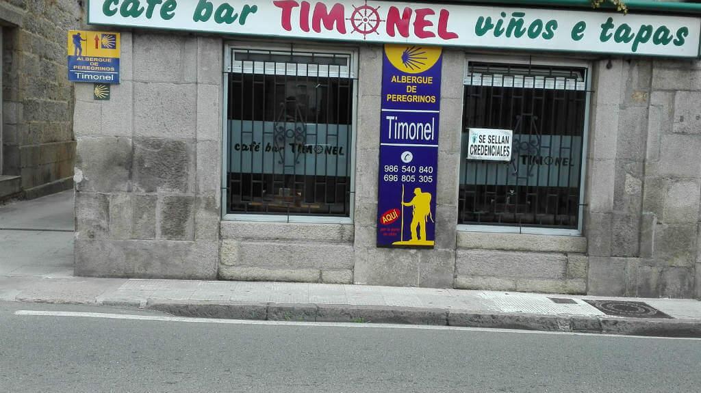 Albergue de peregrinos Timonel, Caldas de Reis - Camino Portugués :: Albergues del Camino de Santiago