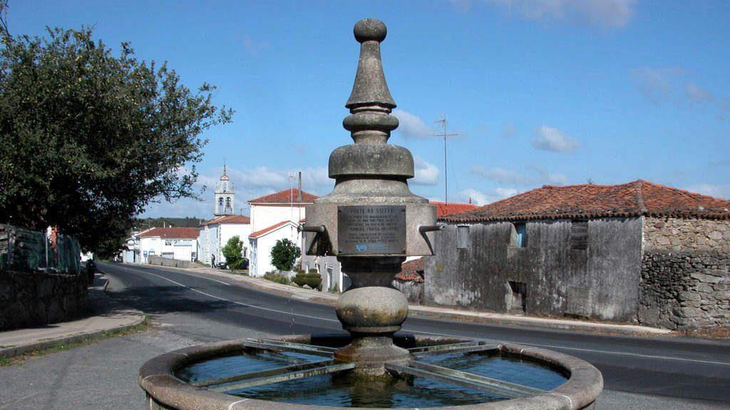 Boente (Arzúa), La Coruña, Camino de Santiago :: Albergues del Camino de Santiago