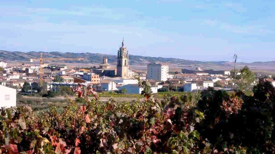 Vista de Los Arcos, Navarra - Camino Francés :: Guía del Camino de Santiago