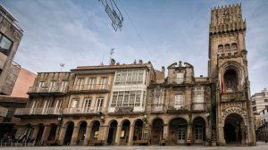 O Porriño, Pontevedra, Camino de Santiago Portugués :: Albergues del Camino de Santiago