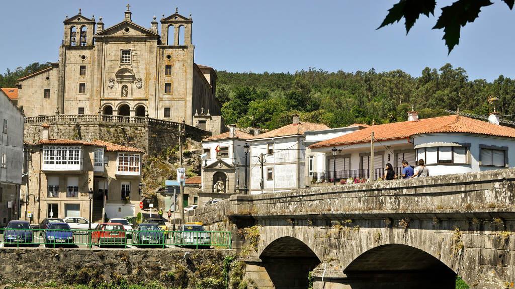 Padrón, La Coruña, Camino de Santiago Portugués :: Albergues del Camino de Santiago
