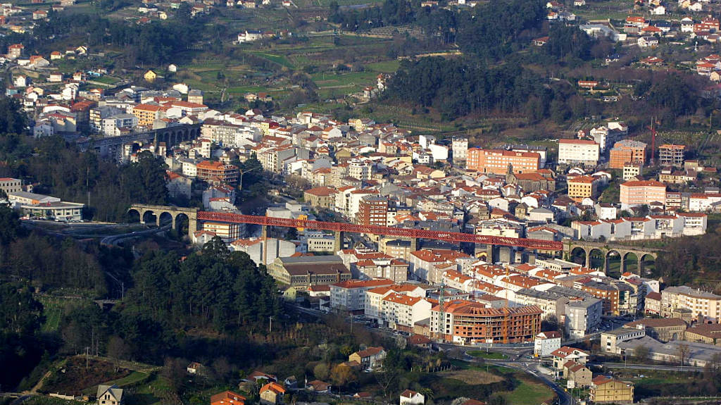 Redondela, Pontevedra, Camino de Santiago Portugués :: Albergues del Camino de Santiago