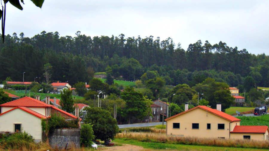 Salceda, La Coruña, Camino de Santiago :: Albergues del Camino de Santiago